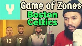 Game of Zone Brad Stevens Channels Pop to Fix the Celtics' Season