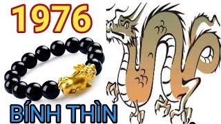Vòng Tay Cho Tuổi 1976 | Trang Sức Tuổi Bính Thìn | Đá Phong Thủy MsTrang