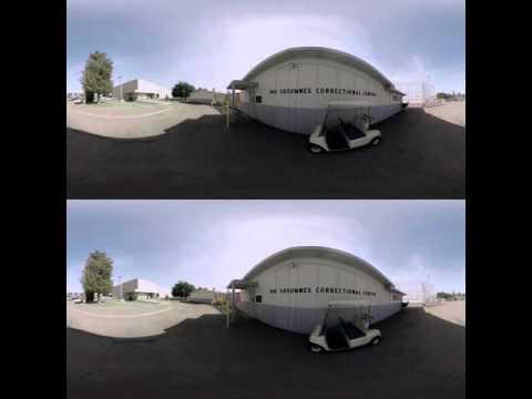 Lockup 360 in Sacramento- Virtual Reality Experience [STEREO]
