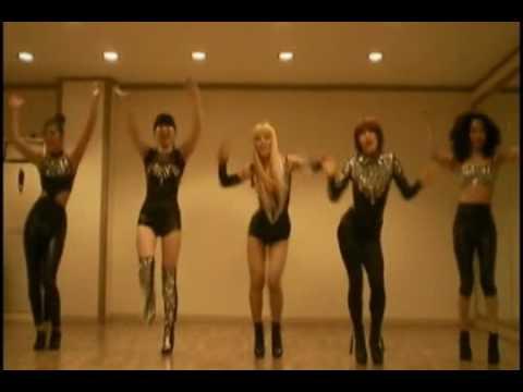 Korean girls Beyonce - Single Ladies (concert ver) _ Black Queen