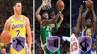 NBA PLAYERS WHO HAVE HoF BADGES IN REAL LIFE #3