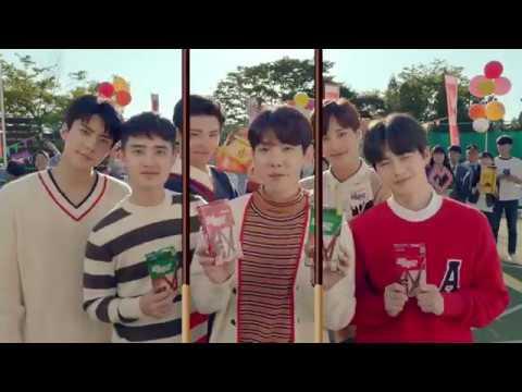 EXO-K와 함께 11월 11일 빼빼로데이가 돌아왔다!!! (15초ver.)