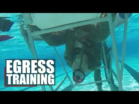 RIMPAC | Shallow Water Egress Training