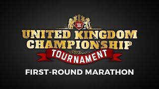 U.K. Tournament First-Round Marathon: June 22, 2018