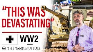 Tank Chats Special   Pak 43/41 Anti-Tank Gun   The Tank Museum
