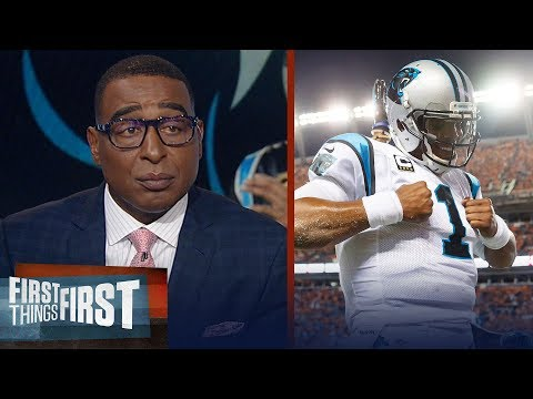 Will Cam Newton return to MVP form this season? Cris Carter discusses | NFL | FIRST THINGS FIRST