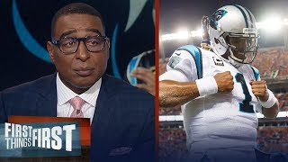 Will Cam Newton return to MVP form this season? Cris Carter discusses   NFL   FIRST THINGS FIRST