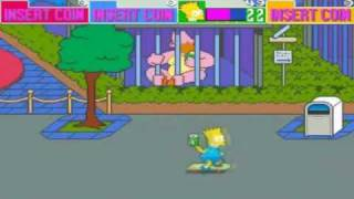 Game | The Simpsons Arcade | The Simpsons Arcade