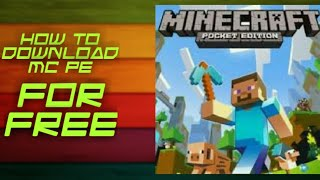 How to download this ultimate Minecraft pe for free !!!!!! Please don't go on graphics