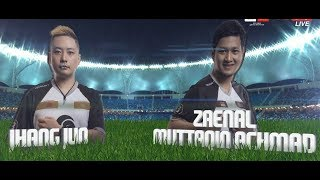 [15.09.2017] CHINA vs INDONESIA [Group B] [SOC 2017]