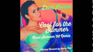 Demi Lovato - Cool For The Summer (Cruel Summer '98 Remix) @InitialTalk