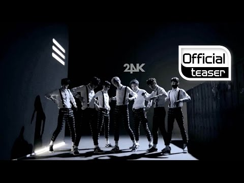 [Teaser 2] 24K(투포케이) _ Hey You(오늘 예쁘네)
