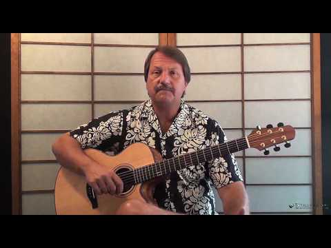 And I Love Her Acoustic Guitar Lesson - The Beatles