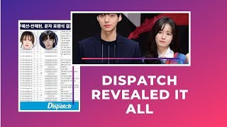 Dispatch Reveals Full Chat Logs Between Goo Hye Sun And Ahn Jae Hyun Showing Their Love And Hatred