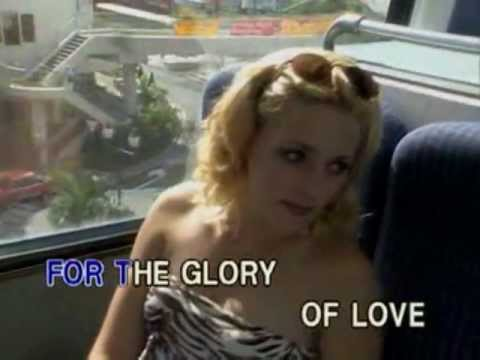 Baixar Peter Cetera - Glory Of Love (Karaoke / Instrumental) (VIdeoke)