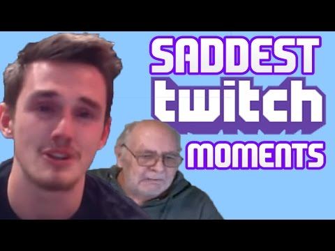 3 SADDEST Moments Caught on Twitch TV