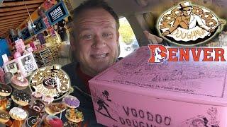 Voodoo Doughnuts ☆TOP SHELF DONUTS☆ Denver Food Review!!!