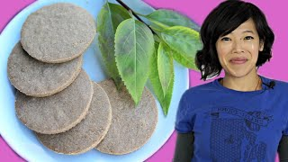 Nordic PINE BARK Cookies - sawdust cookies?   HARD TIMES - recipes from times of scarcity