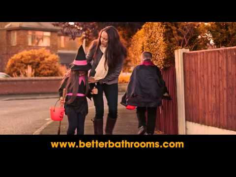 Better Bathrooms - Commercial Ad Scarily Low Prices - Halloween 2015