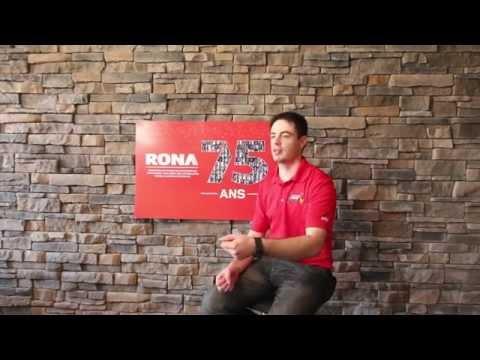 JRTech Solutions inc. = Témoignage RONA Piette enr. sur les étiquettes électroniques de PRICER.