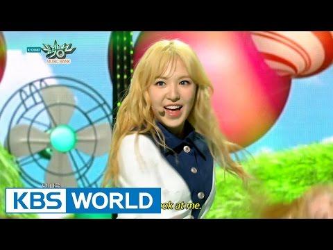 Red Velvet (레드벨벳) - Ice Cream Cake [Music Bank HOT Stage / 2015.04.03]