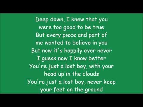 Kelsea Ballerini ~ Peter Pan (Lyrics)