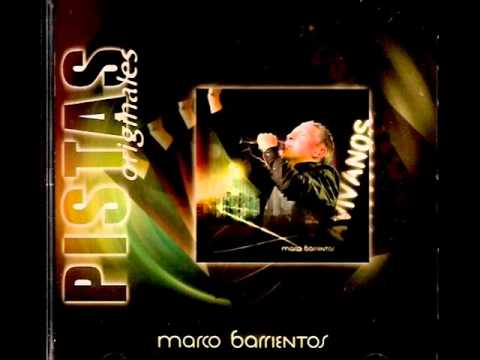 Hossana - Marco Barrientos (Pista)