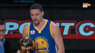 2016 NBA 3-Point Contest FULL FINAL ROUND