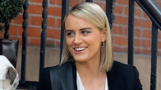 Talk Stoop featuring Taylor Schilling