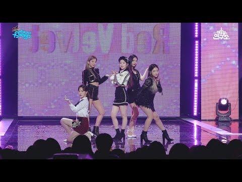 [예능연구소 직캠] Red Velvet - Butterflies, 레드벨벳 - Butterflies @Show Music Core 20181201