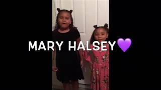 Mary Halsey Shout Out!!