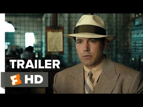 Live by Night Official Trailer 2 (2016)