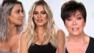 Khloe Kardashian Calls Kris Jenner a 'Hussy' After Learning She Cheated With Dad Rob Kardashian