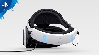 PlayStation VR Headset, Camera, and Controller is Coming