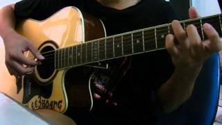 Phạm Hồng Phước | Khi Người Lớn Cô Đơn (Guitar Cover) | Kee Tam Hoàng (có tab guitar demo)