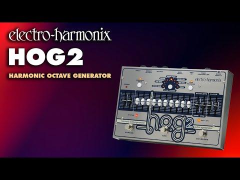 Electro Harmonix HOG2 Harmonic Octave Generator (HOG 2)