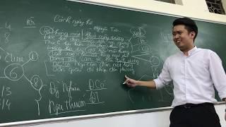 Phạm Minh Nhật - Live stream - Cảnh Ngày Hè - Ngữ Văn lớp 10