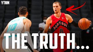 The Raptors Found The Best Rookie In The NBA And NO ONE Knows It... | Your Take, Not Mine