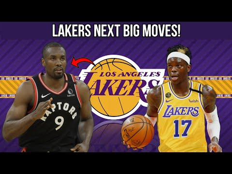 Los Angeles Lakers IDEAL OFFSEASON Scenario After Trading for Dennis Schroder! Lakers Free Agency