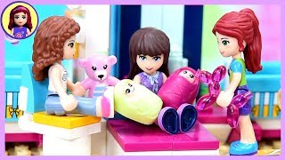 Sophie & Henry Have a Baby - A Lego Friends Story for Kids Part 3