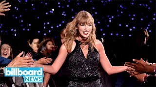 Taylor Swift Breaks Concert Attendance Record at Indianapolis Show | Billboard News