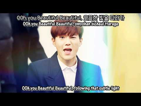 Suho (EXO) - Beautiful + [English Subs/Romanization/Hangul]
