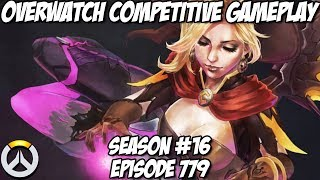 Not all girls are dps players | Season 16 Overwatch #779
