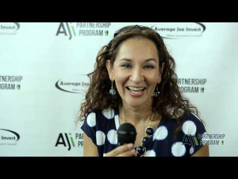 Average Joe Invest Testimonial - Caren Kissel