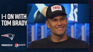 Tom Brady Praises Julian Edelman's Talent | 1-on-1