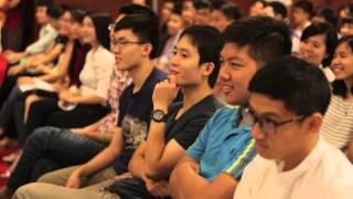 Connecting Viet Youth 2015 - Lê Diệp Kiều Trang và Du Học Sinh