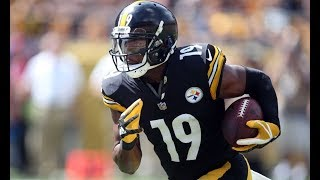 JuJu Smith-Schuster FULL 2018-2019 Season Highlights