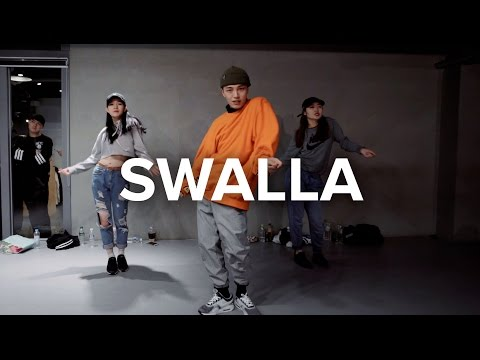 Swalla - Jason Derulo ft. Nicki Minaj & Ty Dolla $ign / Junsun Yoo Choreography