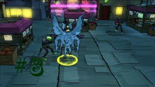 Ben 10 Omniverse 2 - Part 8 - Undertown And Beyond (1/2) - [HD] - (PS3/X360/WiiU)
