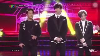 W-inds Full performance from VN-JP music festival 2018